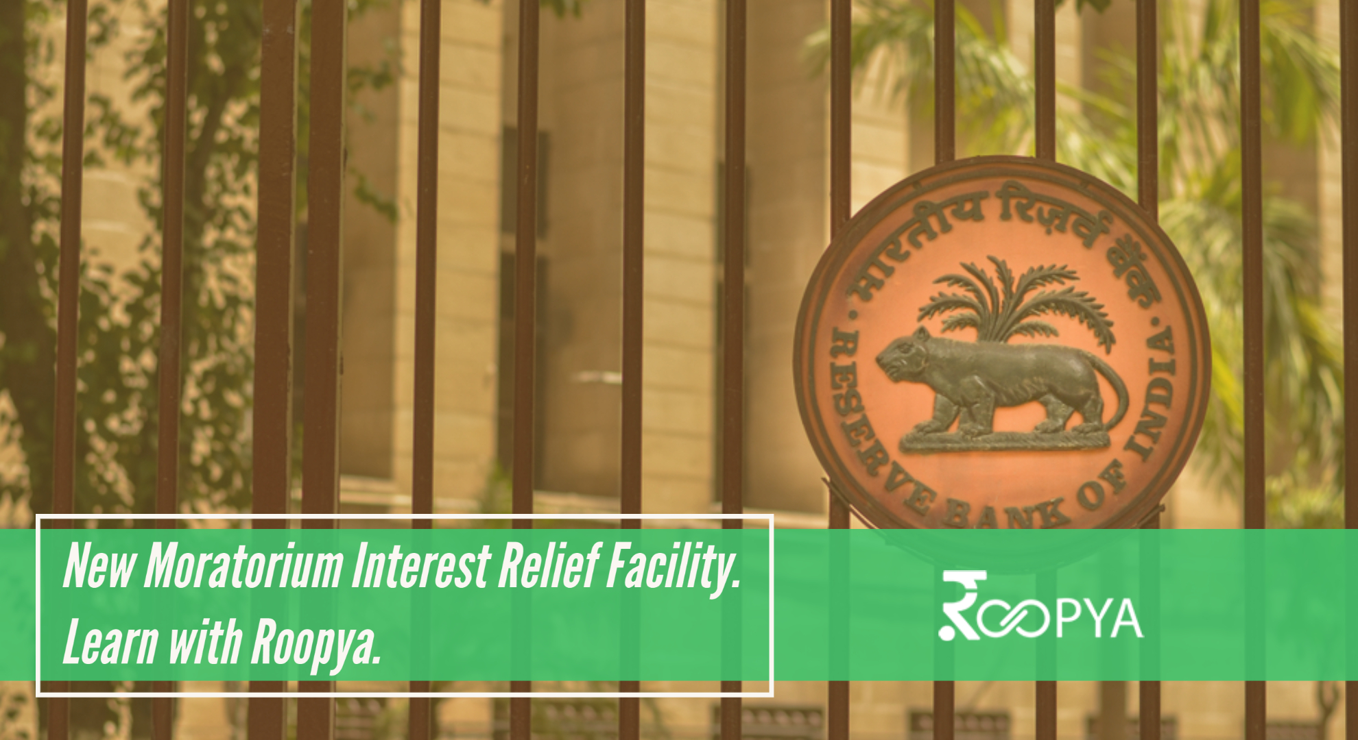 moratorium interest relief facility