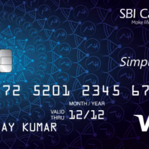 SBI Simply SAVE Credit Card_Icon