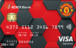 ICICI Bank Manchester United Signature Credit Card_Icon