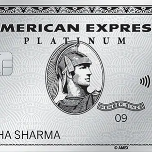 American Express Platinum Reserve Credit Card_ICon