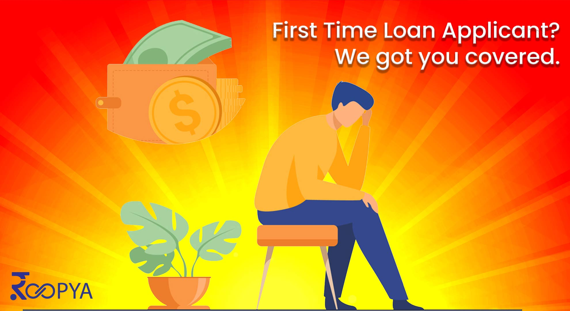 first time personal loan applicant