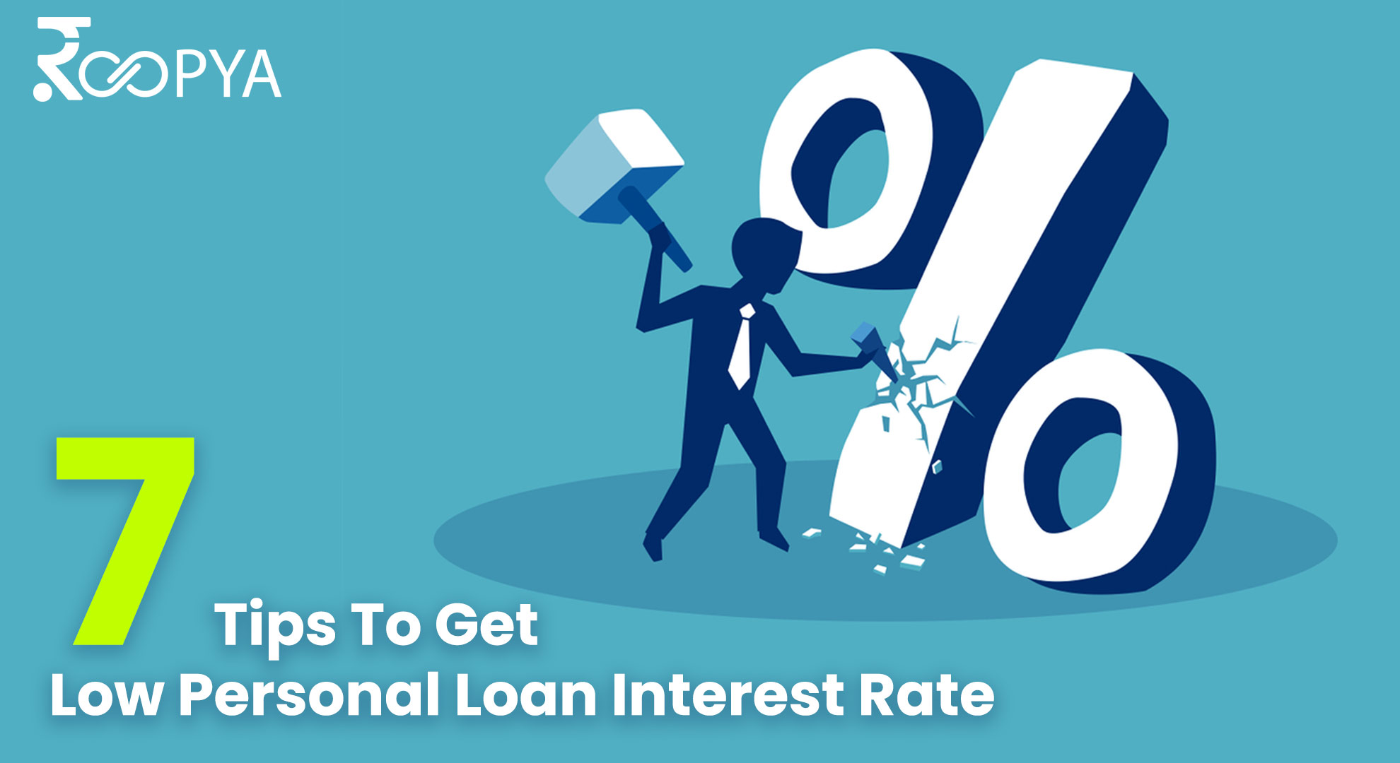 Low Personal Loan Interest Rate