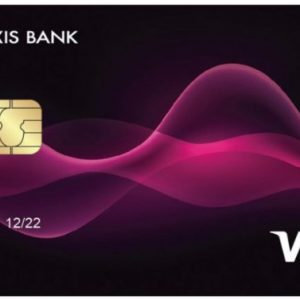 Axis Bank Ace credit card card image