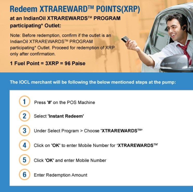 HDFC Indianoil Credit Card Xtrarewards